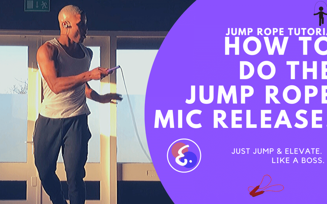 How to the the jump rope mic release! - Mic Release Tutorial! (2020)