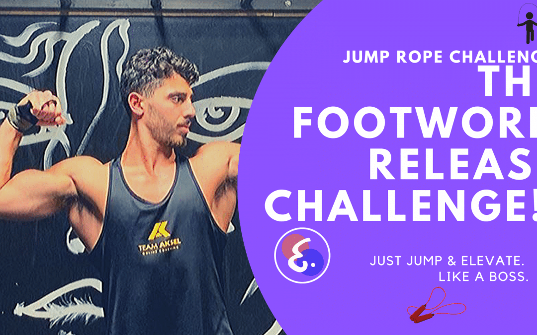 The Footwork Release Challenge! – Jump Rope Challenges #ElevateChallenges