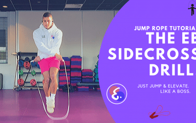 BEST Beginner Jump Rope Variation (2020) – THE EB SIDECROSS!