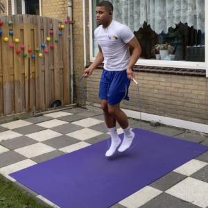 Jump Rope Mat