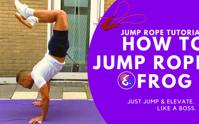 JUMP ROPE FROG Tutorial – How to Jump Rope Frog IN 4 MINUTES!