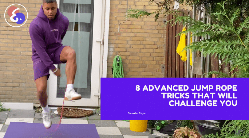 8 Advanced Jump Rope Tricks That Will Challenge You