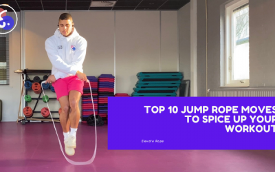 Top 10 Jump Rope Moves To Spice Up Your Workout