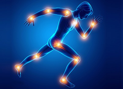 joint pain jumping rope